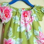 Girls Peasant Dress Nicey J..