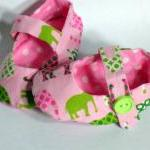 Crib Shoes Baby Girls Pink ..